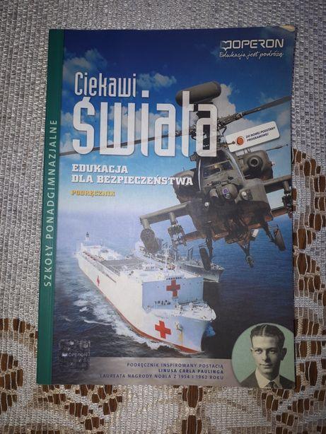 """Podręcznik """"Ciekawi świata"""" Edukacja dla bezpieczeństwa"""