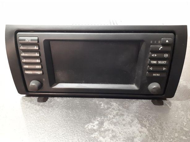 BMW E53 Radio Nawigacja Wyświetlacz