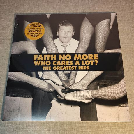 Faith No More : Who Cares a Lot? The Greatest Hits / Винил / LP / VL