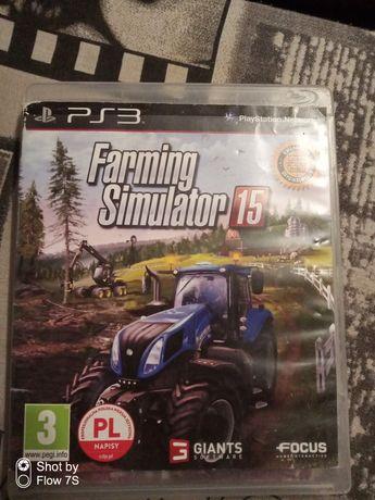 Farming Simulator 15 ps 3