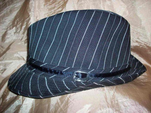 Бренд Hammer Paris гангстерская шляпа мафия федора