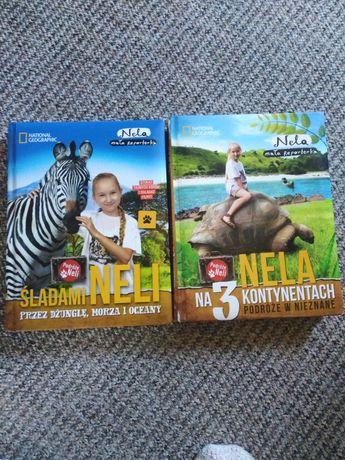 """Książki """"Nela"""" i jej podróże"""