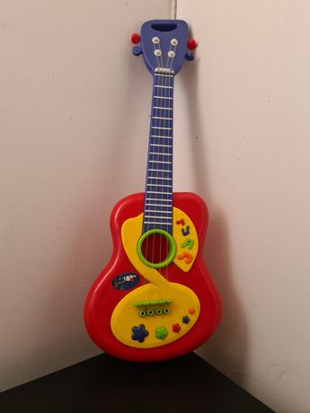 Brinquedo Guitarra Batatoon