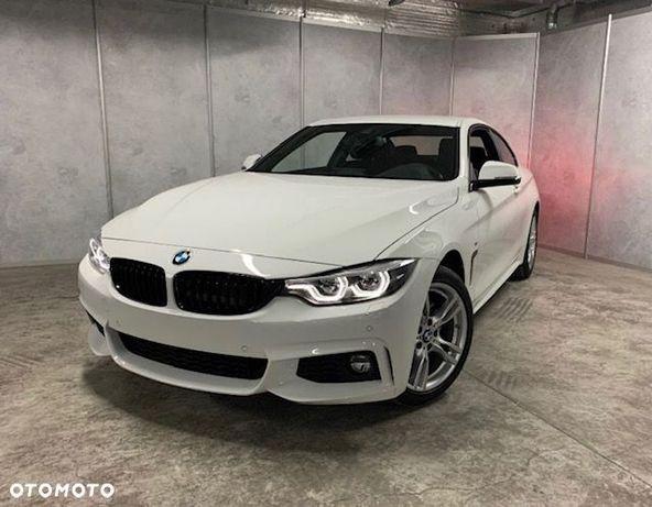 BMW Seria 4 BMW 420i xDrive Coupe od ręki Kraków nowe