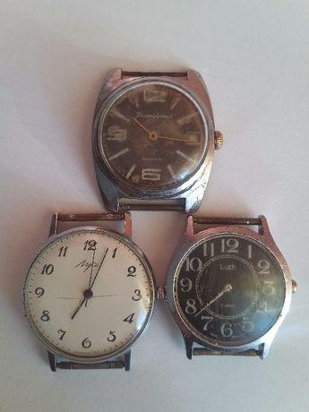 советские часы(командирские,луч,slava)