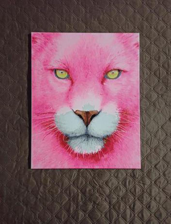Картина Розовая пантера