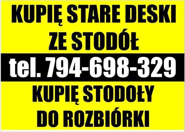 Stodoła Stodołę Stodoły Rozbiórka Rozbiórki Stare Deski wymiana