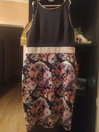 Плаття жіноче до короткого рукава