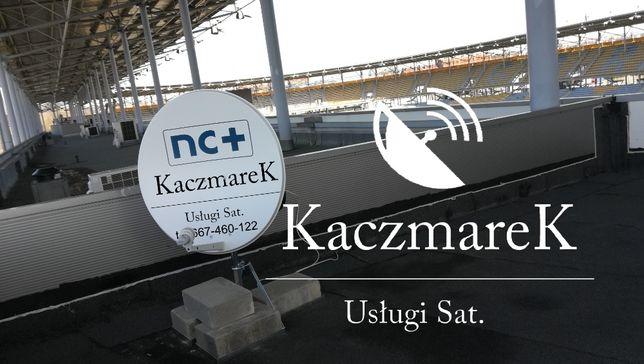 Montaż anten, KACZMAREK Strojenie anten satelitarnych/Dvb-T