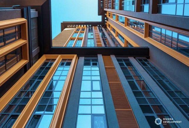 *Большая квартира в ЖК Башня Чкалов! Красивый вид на 4 стороны!