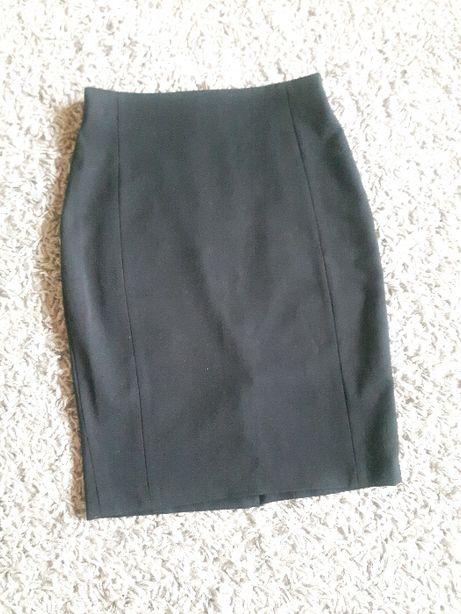 Spódnica czarna elegancka VILA