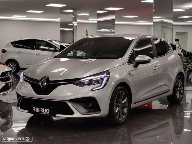 Renault Clio 1.0 TCe RS Line 100cv GPS