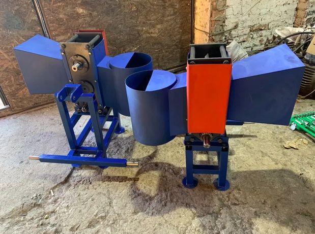 Измельчитель веток, дробилка веток, подрібнювач гілок, трактор, 120 мм