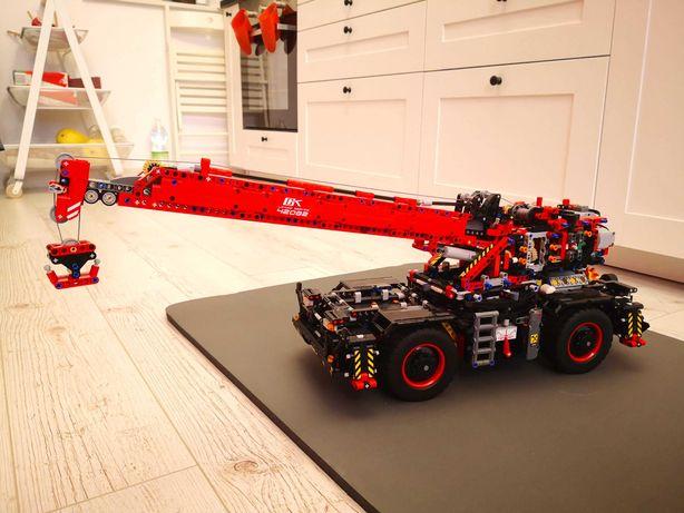 LEGO Technic 42082 DŹWIG (Rough Terrain Crane)