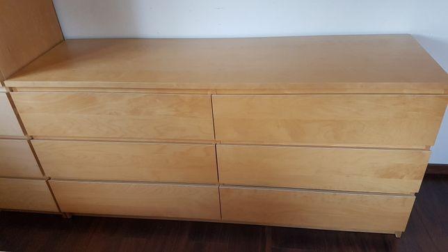 Komoda Ikea malm 160x78 cm