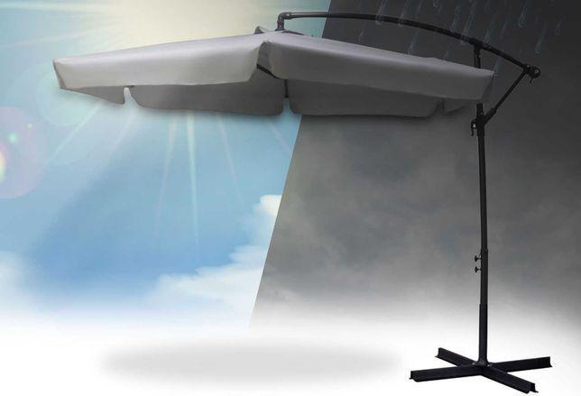 Parasol ogrodowy składany 6 segmentów  Ø 350cm