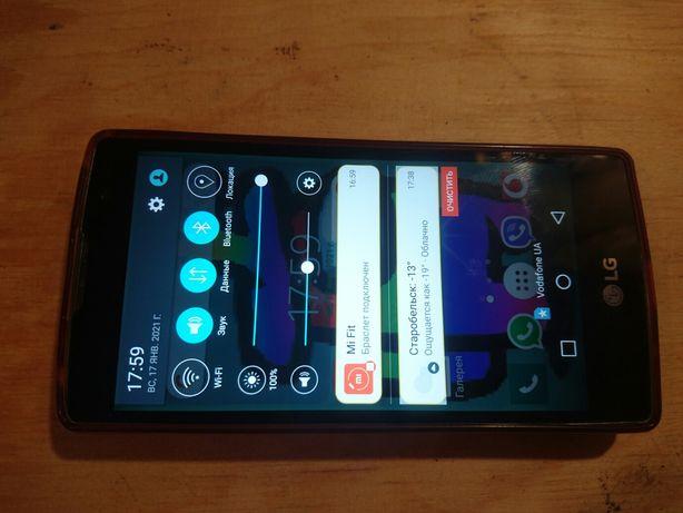 Продам смартфон LG Spirit H422