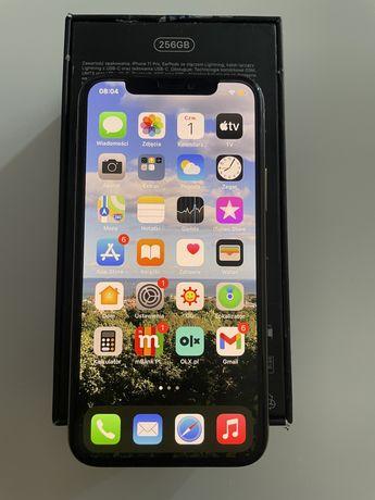 Iphone 11 Pro 256 Gold bez simlocka, idealny stan, face id nie dziala