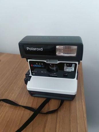 kolekcjonerski aparat Polaroid 636 Close Up
