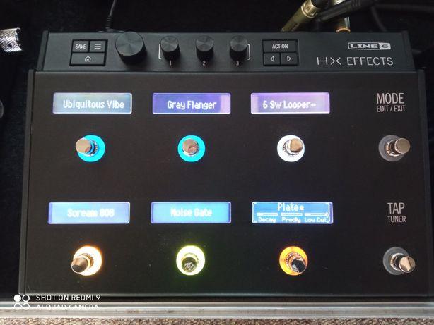 Line 6 hx effects multiefekt do gitary basu klawiszy