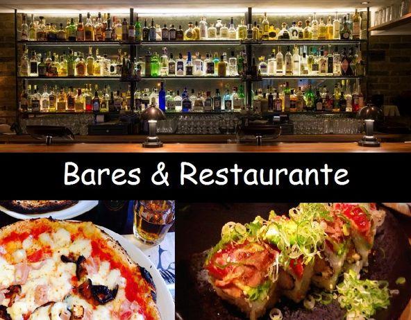 Bares e Restaurante vende-se