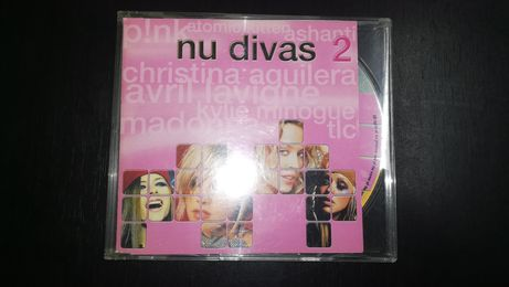 "CD Coletânea ""Nu Divas 2"" (Optimo Estado)"