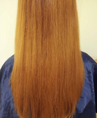 Полировка волос, стрижка, укладка, причёски и плетение кос