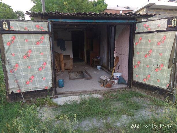 Продам небольшой гараж + два сарая в Докучаевске