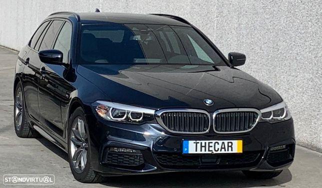 BMW 520 Pack M Automática