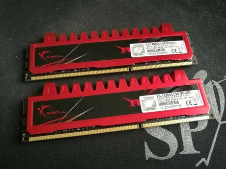 8Gb KiT G.Skill RIPJAWS DDR3-1600 Intel XMP ready F3-12800CL9D-8GBRL