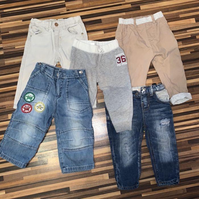 Брюки штаны джинсы Zara Next Carters турецкие Луганск - изображение 1