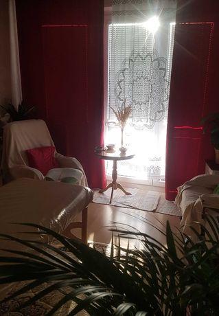 Dotyk Serca - intuicyjny masaż relaksacyjny