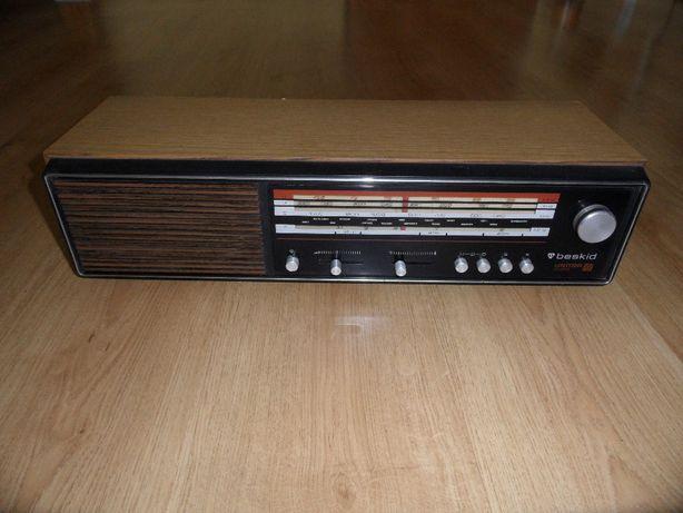 Radio Unitra Beskid STAN IDEALNY !