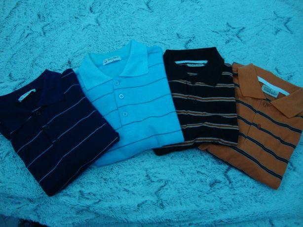 Zestaw 4 sztuk bluza męska długi rękaw XL /L