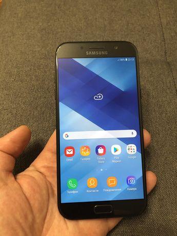 Samsung A720F Galaxy A7 2017 3/32Gb Black