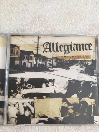 Allegiance (agnostic front bad religion bold battery