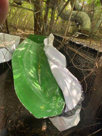 Матрица для производства стеклопластиковой лодки
