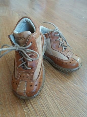 Buty skórzane Bartuś