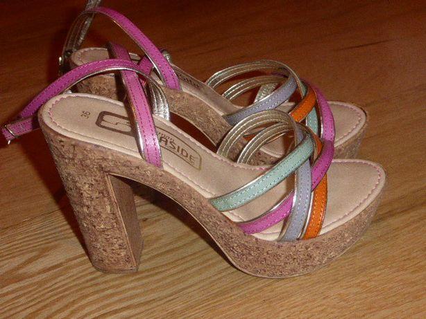 Sandálias de senhora n° 36