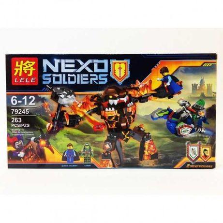 Конструктор Нексо Найтс Инфернокс, Nexo Knights, 263 д, лего