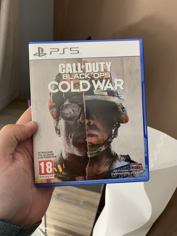 Cod cold war ps5