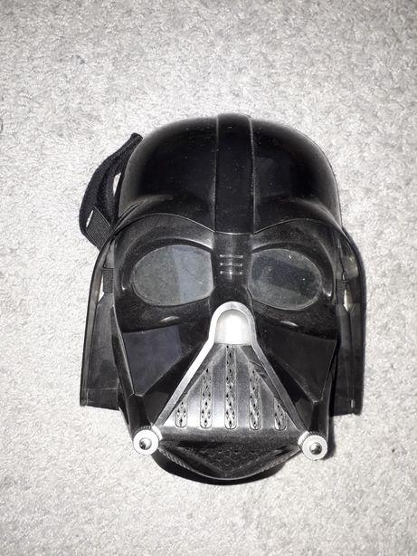 Maska lord Bader gwiezdne wojny z głosem