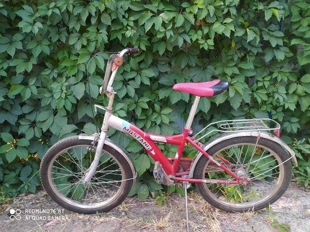 Велосипед детский,колеса 20