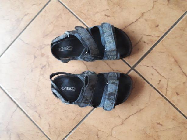 Sandały chłopięce reserved r. 32