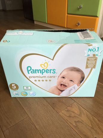 Pampers premium care 5 от 11-16кг (88шт)