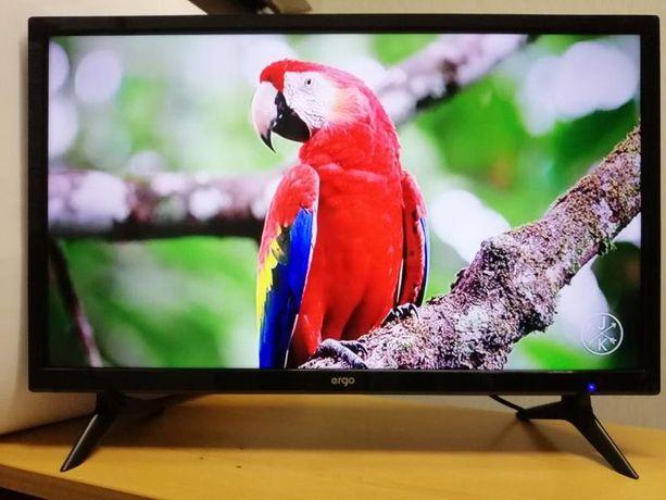 Телевизор смарт Ergo le24ct5500ak