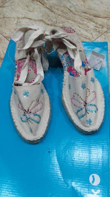 Buty sandalki