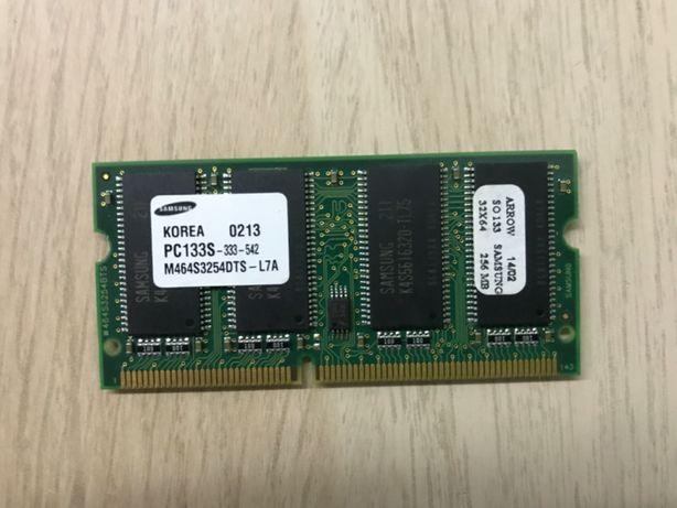 Memória RAM 256 Mb