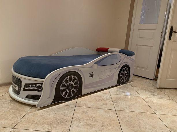 Ліжечко ліжко дитяче машинка audi