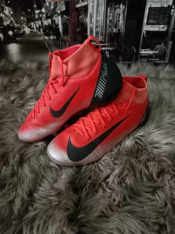 Dziecięce korki Nike Mercurial Superfly 6 r 35 buty piłkarskie AG